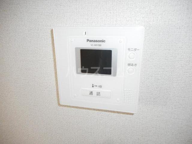 カーサ・ハル美 01010号室のセキュリティ