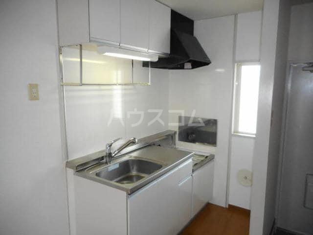カーサ・ハル美 01010号室のキッチン