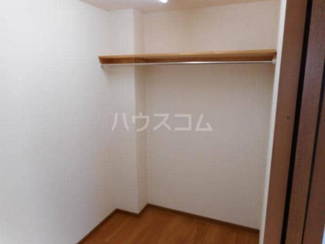 カーサ・ハル美 01010号室の収納