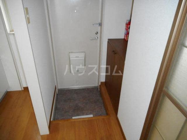 カーサ・ハル美 01010号室の玄関