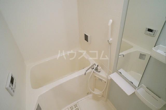 グリーンシティⅡ 01010号室の風呂