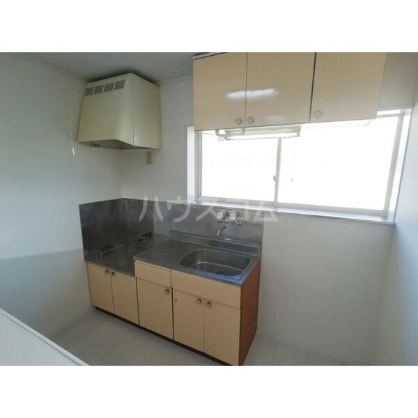 コーポインティアマウンテン1号室 105号室のキッチン