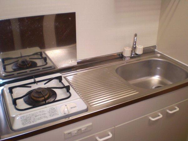 ナオイハイツⅡ 106号室のキッチン