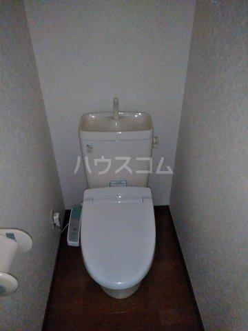 ナオイハイツⅡ 106号室のトイレ
