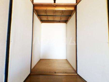 樹園マンション 207号室の収納