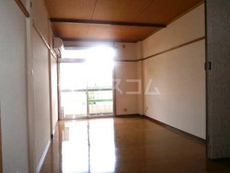 樹園マンション 207号室のリビング
