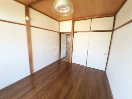 樹園マンション 207号室のベッドルーム