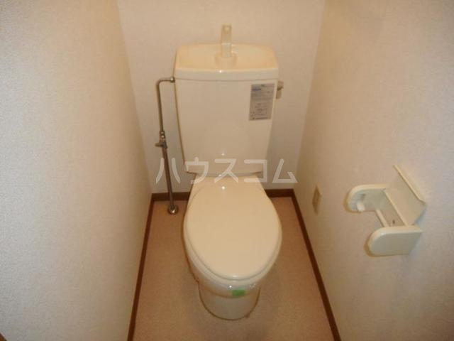 フォンテーヌ・Ⅱ 01010号室のトイレ