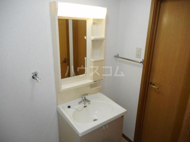 フォンテーヌ・Ⅱ 01010号室の洗面所