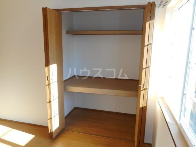 フォンテーヌ・Ⅱ 01010号室の収納