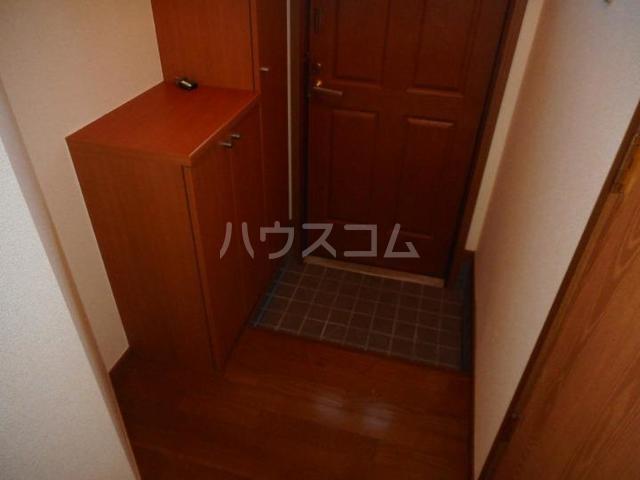 フォンテーヌ・Ⅱ 01010号室の玄関