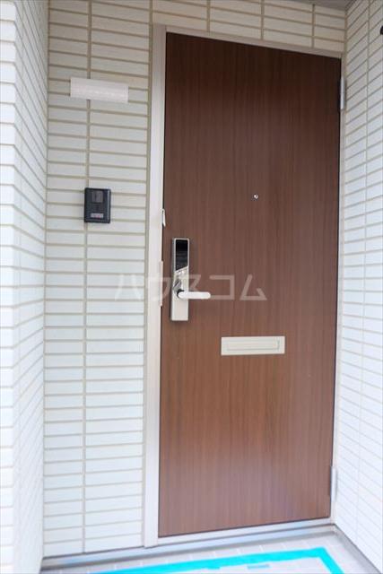 ラヴィーヌ芝の内A 102号室のセキュリティ