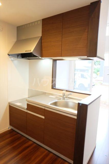 ラヴィーヌ芝の内A 103号室のキッチン