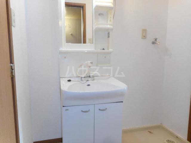 ピースフル2000 Ⅰ 02010号室の洗面所