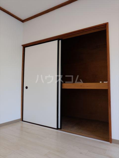 ラ・ヴィータ・フェリーチェ宇都宮 103号室の収納