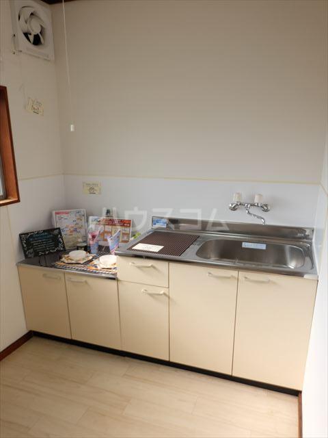 ラ・ヴィータ・フェリーチェ宇都宮 103号室のキッチン