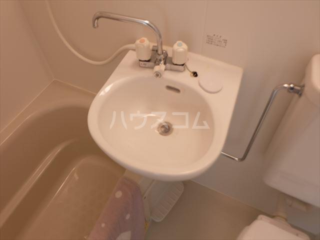 ラ・ヴィータ・フェリーチェ宇都宮 103号室の洗面所