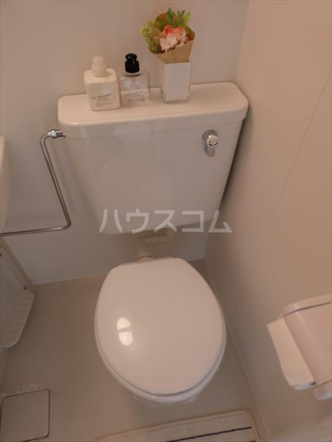 ラ・ヴィータ・フェリーチェ宇都宮 103号室のトイレ