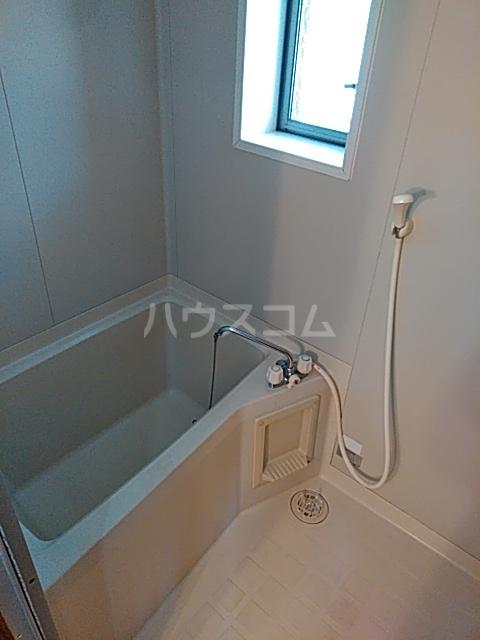 グランドールA 201号室の風呂