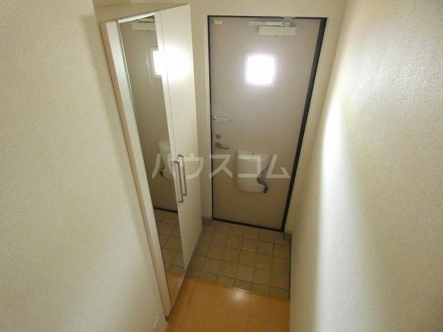 シャルロットⅢ 02030号室の玄関