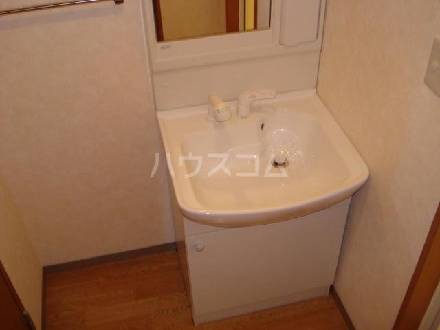 メゾン・ドゥ・ナミA 205号室の洗面所