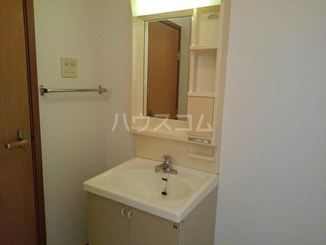 ヒラソールグランデ 02030号室の洗面所