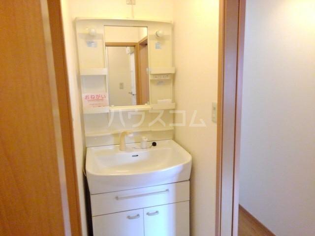 アニメート・ヴィラD 02010号室の洗面所