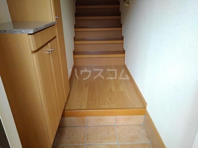 アニメート・ヴィラD 02010号室の玄関