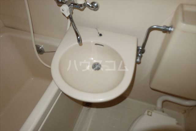 ユリーズプラザ 103号室の洗面所
