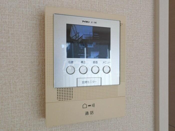 ライネスハイムC 102号室のセキュリティ