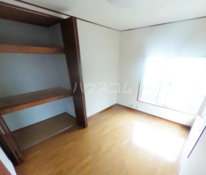 第五みどり荘 205号室の居室