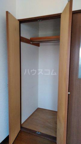 ラ・セゾン富士 201号室の収納