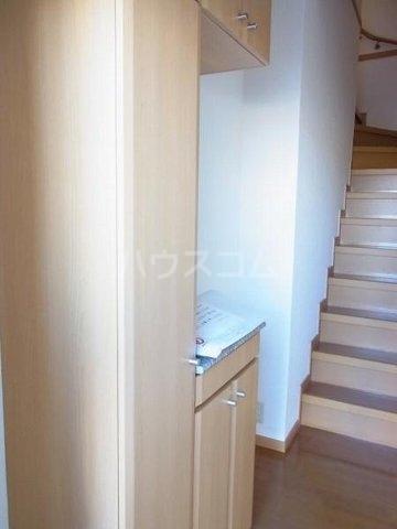 アヴニールⅣ 02020号室の玄関