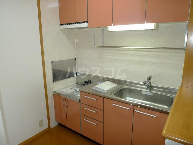 アヴニールⅣ 02020号室のキッチン