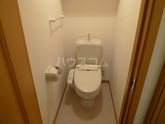 アヴニールⅣ 02020号室のトイレ