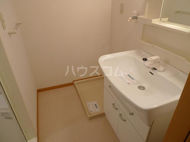 アヴニールⅣ 02020号室のベッドルーム