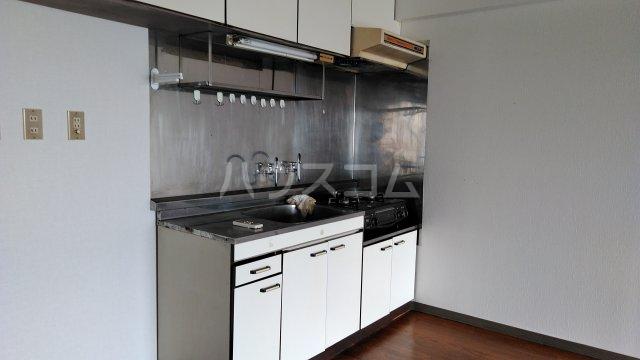 一徳ハイツpart 2 511号室のキッチン