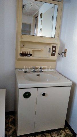 一徳ハイツpart 2 511号室の洗面所