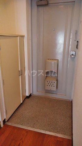 一徳ハイツpart 2 511号室の玄関