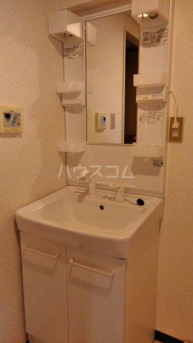 一徳ハイツPart 3 723号室の洗面所