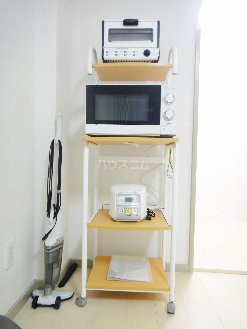 ウイングフィールズ 302号室の設備