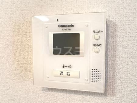 愛宕の杜 D 101号室のセキュリティ