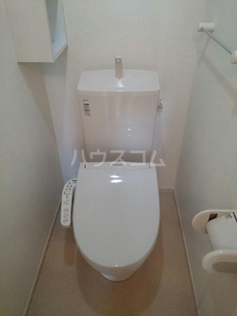 ドゥマン クレールⅠ 02010号室のトイレ