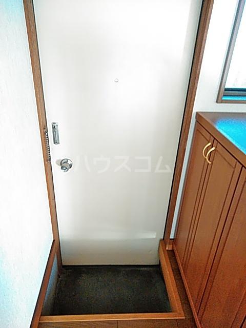 大森ハイツ 101号室の玄関