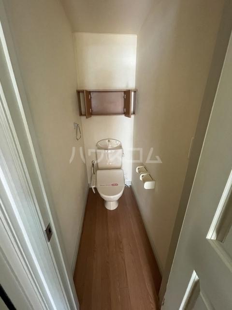 シルフィード 101号室のトイレ