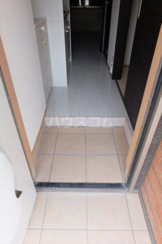 Riverain Ⅲ(リバレイン) 103号室の玄関