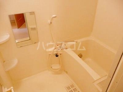 エレガンシアⅡ 02010号室の風呂