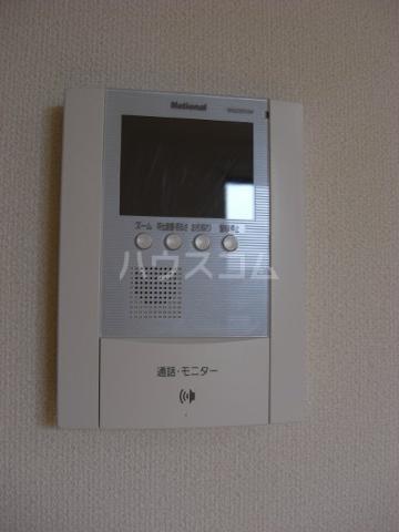 ふらわ~ガーデン・波崎B 203号室のセキュリティ