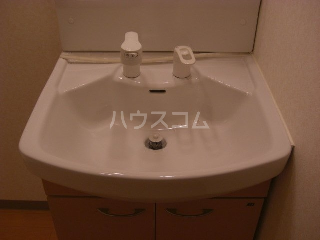 ふらわ~ガーデン・波崎B 203号室の洗面所