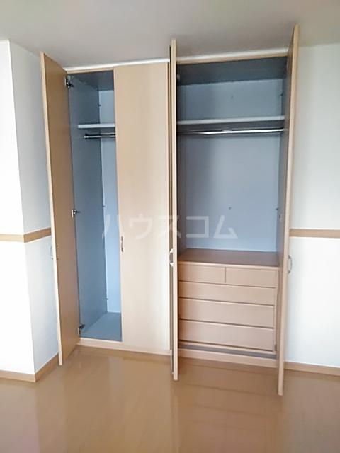 ペティハウスSelene 103号室の収納